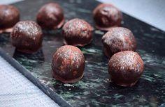 snickers kugler kage opskrift raw sundhed