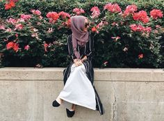 Thatgirlyusra #hijabfashion