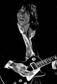 Jeff Beck....The greatest ever, just needs to not take himself so serious!  (This pic looks like Bob Berry.)