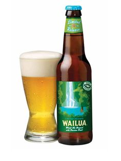 The 15 Best Beers for the Summer Heat and what to eat when you're drinking them: Kona Wailua Ale