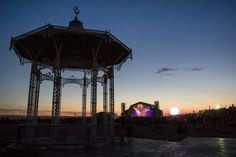 TomLangford_Bandstand_230814. Victorious Festival, Southsea, 2014.