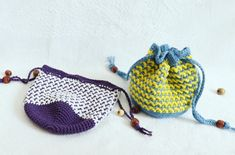 I just recently discovered I LIKE TO CROCHET BAGS. I can't imagine why I am just figuring that out after 4 years of designing crochet patterns. So, if you like to crochet bags like me, you will like this small crochet pouch. It is designed in a way that it can be used in reverse. … Crochet Pouch, Crochet Bags, 4 Years, Free Pattern, Coin Purse, Crochet Patterns, Wallet, Design, Crochet Purses