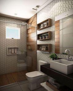 Diy Home Decor, Room Decor, Attic Bathroom, Bathroom Interior Design, Toilet, Bathtub, Shower, Kitchen, House