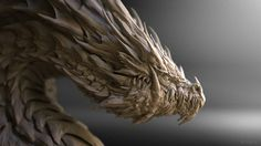 HI everyone,I love ZBrush!And here are some sketches and works in the last few years. Modeled with zbrush,rendered with keyshot. Here is my personal works I created in the past year. enjoy my zbrush works… Hope you … Dragon Chess, Sculpture Art, Sculptures, Demon Drawings, Dragon Artwork, Fantasy Dragon, White Dragon, Mythological Creatures, Creature Design