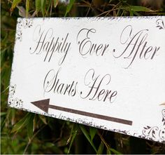 Happily ever after..