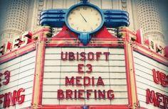 Ubisoft's E3 2013 Press Conference