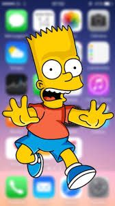 Homer Simpson wallpaper for iPhones. Get high quality
