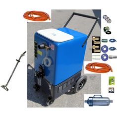 Goliath 1500 Plus Multi-surface Portable-  Designed to Clean: Tile and Gout, Carpeting, Rugs, Mattresses, Air Duct Cleaning and much more. For more details about tile cleaning equipments, visit: http://www.steam-brite.com/equipment-hard-surface-cleaning-supplies-tile-grout-extractors-c-46_531.html