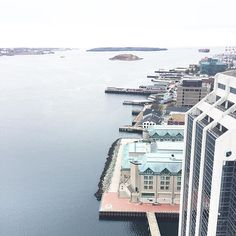 from @mophung  #Halifax you beauty.   Did you know we have the world's second largest natural harbour?