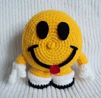 The Crochet Smile Happy Face ~ free pattern