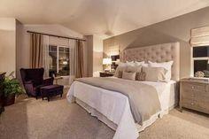 Sade Yatak Odası Dekorasyon Modelleri