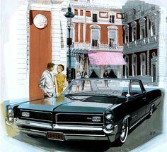 1964 Pontiac Grand Prix - 'Biarritz': Art Fitzpatrick and Van Kaufman
