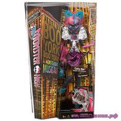 Кэтти Нуар - Бу Йорк, Бу Йорк - Интернет-магазин кукол Монстер Хай - Кукломания