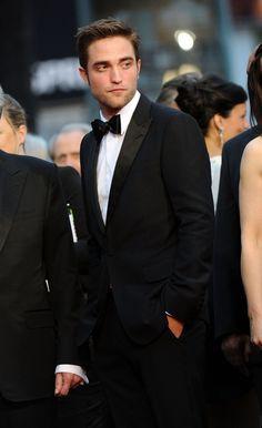 Robert Pattinson via The Purple Window
