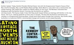 """Kennedy Center Gets Congressional """"Dressing Down"""" by Hispanic Caucus"""