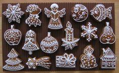 Gingerbread Decorations, Gingerbread Man Cookies, Christmas Sugar Cookies, Christmas Gingerbread, 1st Christmas, Christmas Baking, Xmas, Autumn Winter Recipes, Winter Food