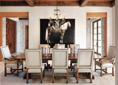 30 Dazzling Dining Rooms | LuxeSource | Luxe Magazine - The Luxury Home Redefined