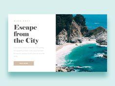 Escape From The City by Rocco Gallo
