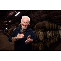 Portrait of Duncan McNicoll @glengoynedist by @joemcnally in Dungoyne, Scotland.