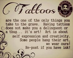 Tattoo Quote