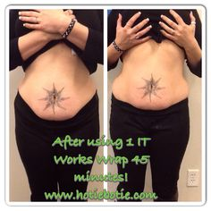 Have you tried this crazy wrap thing?
