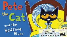 Pete the Cat and the Bedtime Blues by James & Kimberly Dean - Books for ...