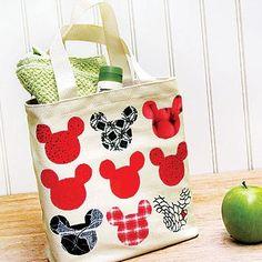 Shopping bag di Topolino