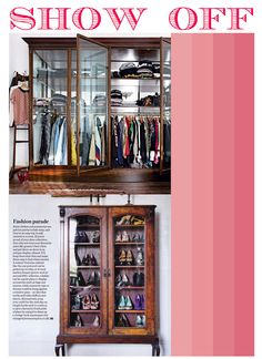 closet space, cabinet storage