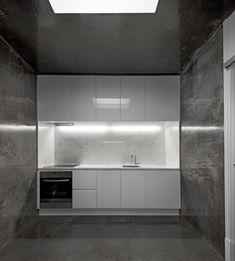João Tiago Aguiar, arquitectos — Lapa Kitchen - © Photo by Fernando Guerra, FG+SG Architectural Photography