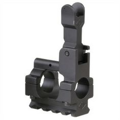 Ar-15/M16 Clamp-On Front Sight Gas Block - -9835a Front Sight Gas Block W/Rail