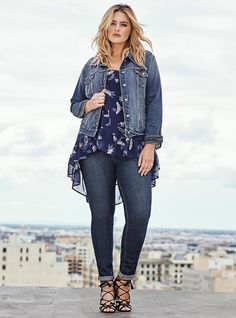 Shop The Look | In My Jeans - Look 26 | Torrid