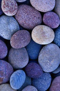 Big river stones