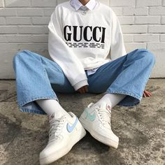 9bf698060f0dd Could do without the collard shirt 90s Fashion
