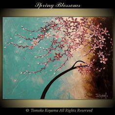 Original Impasto Acrylic Modern Abstract Art  by TMKGallery, $129.00    ----BTW, Please Visit:  http://artcaffeine.imobileappsys.com