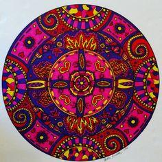 Mandala by Rhonda Pinkston