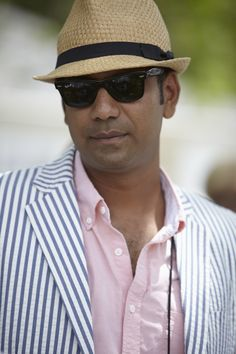 Shiraz Mottiar is Winemaker at Malivoire Wine Company in Beamsville, Ontario. (Photo by Steven Elphick & Associates) Cool Face, Ontario, Panama Hat, Faces, Community, Wine, The Face, Face, Panama