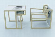 Flip Table-Chair
