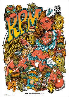 RPM 10th Anniversary - Rockin'Jelly Bean