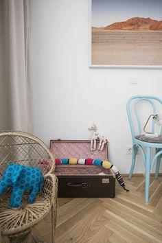 View the full picture gallery of Apartment E&E Turntable, Architecture Design, Toddler Bed, Interior Design, Gallery, Vienna, Furniture, Home Decor, Austria