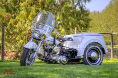 1967 Harley Davidson Servi-Car