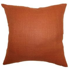 The Pillow Collection Zaafira Solid Bedding Sham Size: