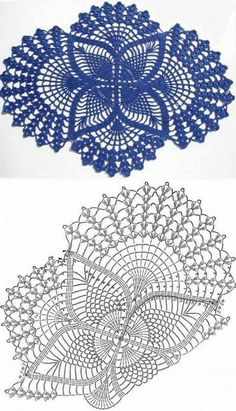 32 Brilliant Picture Of Crochet Crochet Tablecloth Pattern, Free Crochet Doily Patterns, Crochet Doily Diagram, Crochet Motif, Diy Crafts Crochet, Crochet Art, Crochet Home, Thread Crochet, Vintage Crochet