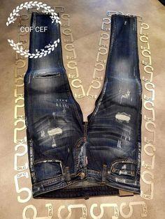 Denim Jeans Men, Jeans Pants, Blue Jeans, Logo Concept, Distressed Jeans, Zara, Mens Fashion, Skinny, Simple