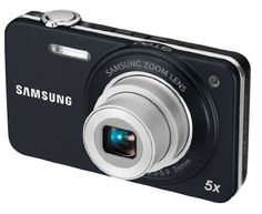 Samsung ES-ST90 Digital Camera with 14 MP and 5x Optical Zoom (Indigo Blue) by Samsung. $95.89. From the Manufacturer                Capture those special moments with the Samsung ST90 14.2-Megapixel Digital Still Camera. With HD Movie, you can record high-definition video. The camera comes equipped with a 26mm wide-angle Samsung lens, a 5x optical zoom, and Intelli-Studio software that lets you play, edit, and share files on your PC. Samsung's Smart Auto 2.0, ...