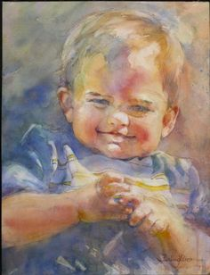 Fealing Lin Watercolors: Nate the Great