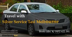 If You are looking for premium taxi services to get around within Melbourne. Then call at #Silver #Taxi #Phone #number at 0452 622 391 to get #Silver #service #taxi #Melbourne. Online booking by Book@silversilver24x7.com For more visit www.silverservice24x7.com