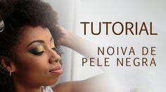 Olá meninas, Neste tutorial vou ensinar passo a passo uma maquiagem super linda para noivas de pele negra. Você vai aprender as dicas do preparo da pele à fi...