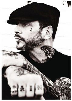 Mike Ness from Social Distortion