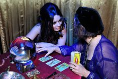 Actress Vanessa Hudgens enjoyed a tarot card reading at the Svedka Valentine's Day party at in West Hollywood in February 2014.  Photo: Michael Simon/startraksphoto.com