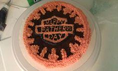 Harley Davidson Father's Day Cake!